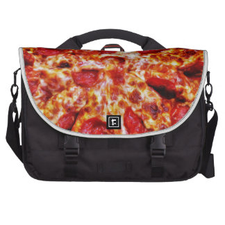 Pizza Painting Computer Bag