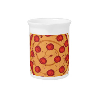 Pizza Party Beverage Pitchers