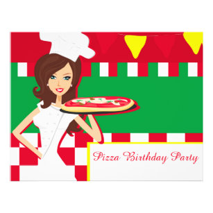 pizza party office school products zazzle