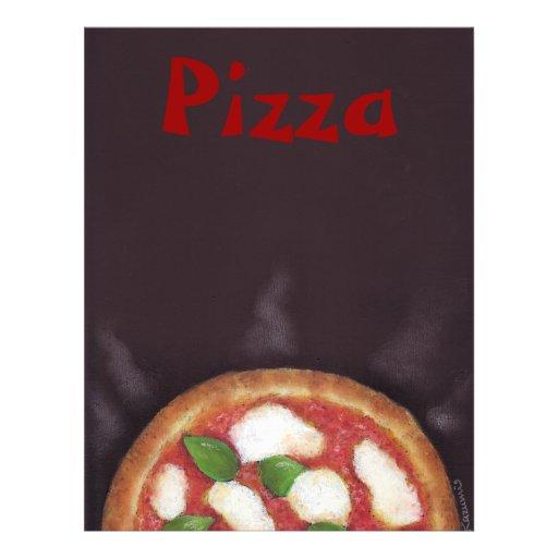 Pizza Party Flyer | Zazzle