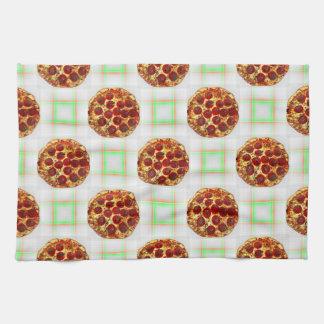 Pizza Party Kitchen Towel
