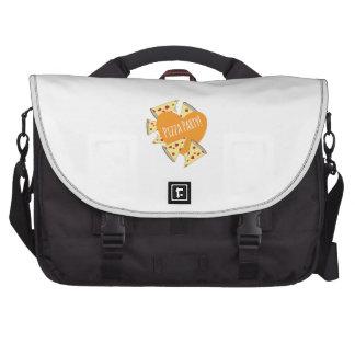 Pizza Party Laptop Bags