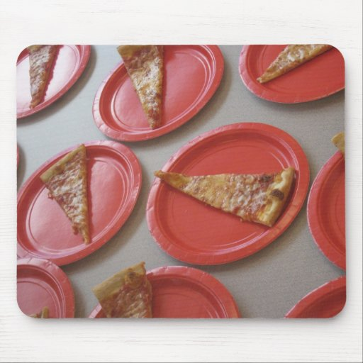 Pizza Party! Mouse Pad