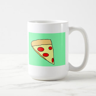 pizza party mug
