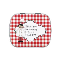 Pizza Party Peppermint Party Favors Candy Tin at Zazzle