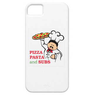 PIZZA PASTA AND SUBS iPhone 5 CASE