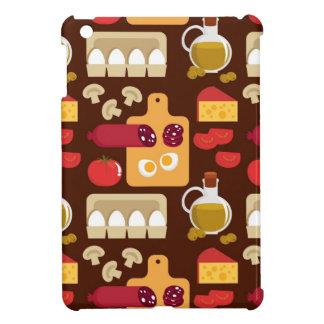 Pizza Pattern 3 Case For The iPad Mini