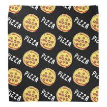 Pizza Pattern Bandana