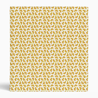 Pizza Pattern Binder