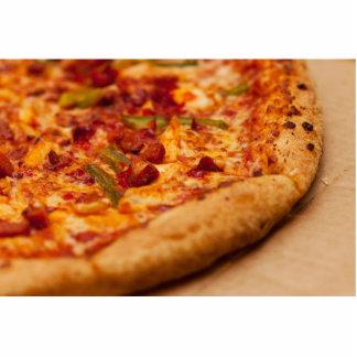 Pizza photo cutout