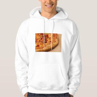 Pizza photo hoodie