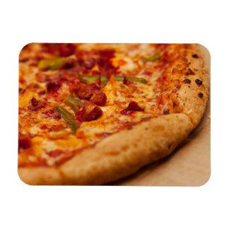 Pizza photo magnet