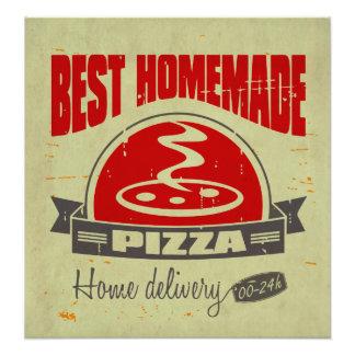 Pizza Photo Print