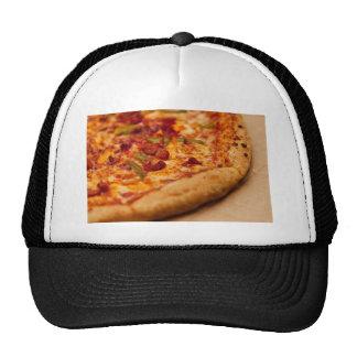 Pizza photo trucker hat