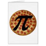 Pizza PI Card