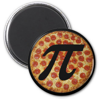 Pizza PI Magnet