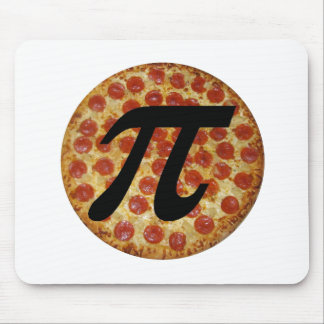 Pizza PI Mouse Pad