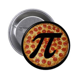 Pizza pi pin redondo de 2 pulgadas