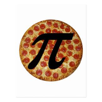 Pizza pi postales