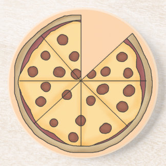 Pizza Pie Coaster