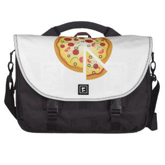 Pizza Pie Laptop Computer Bag