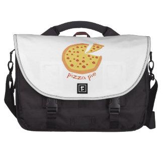 Pizza Pie Laptop Bags