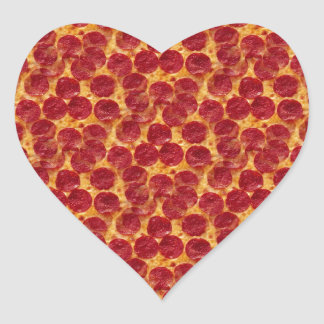 pizza pizza heart sticker