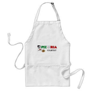Pizza, pizzaiolo adult apron
