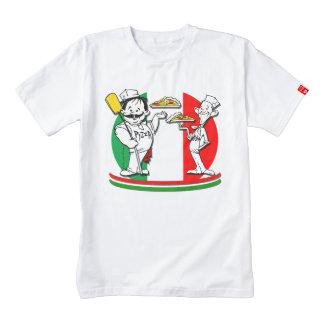 Pizza, pizzaiolo zazzle HEART T-Shirt