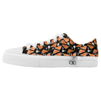 Pizza Pizzaz Printed Shoes