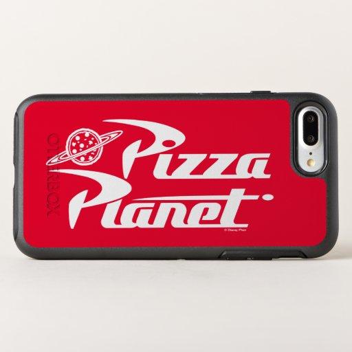 Pizza Planet Logo OtterBox Symmetry iPhone 8 Plus/7 Plus Case