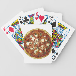 Pizza! Bicycle Playing Cards