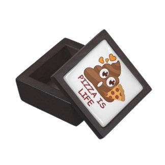 Pizza Poop Life Gift Box