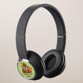 Pizza Poop Life Headphones