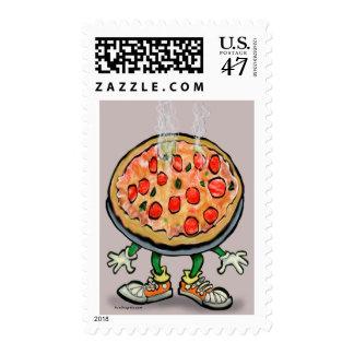 Pizza Postage