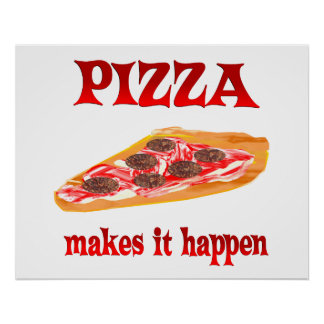 Pizza Posters