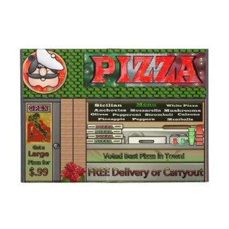 Pizza Powis iCase iPad Mini Case