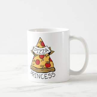 Pizza Princess Coffee Mug