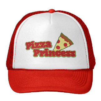 Pizza Princess Trucker Hat