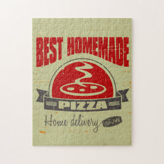 Pizza Jigsaw Puzzles