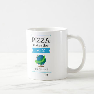 Pizza Quote Mug