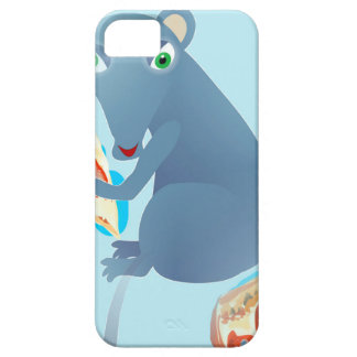 pizza rat iPhone 5 covers
