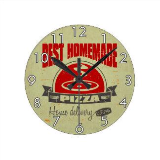Pizza Relojes