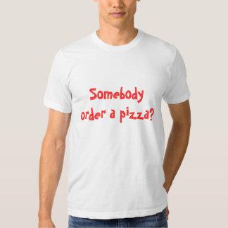 pizza remera
