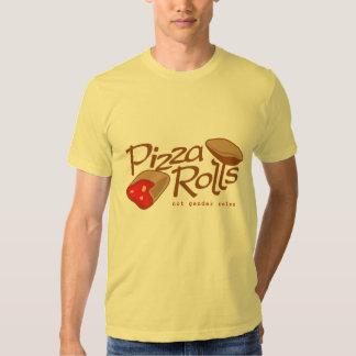 Pizza Rolls Not Gender Roles Shirts