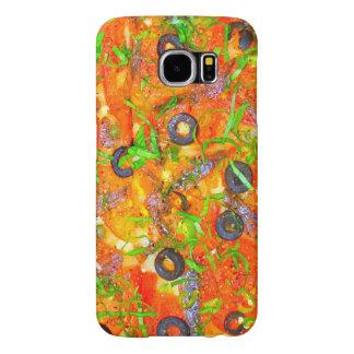 Pizza Samsung Galaxy S6 Cases
