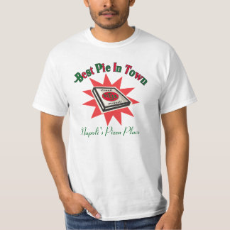 Pizza Shirt - Custom Pizza Delivery Shirt