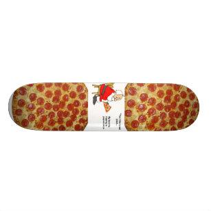20c1b6df9e351f Pepperoni Pizza Skateboards & Outdoor Gear | Zazzle
