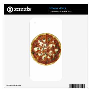 Pizza! iPhone 4 Decal