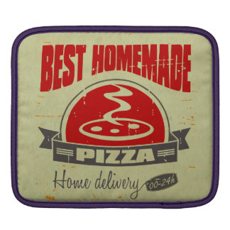 Pizza Sleeves For iPads